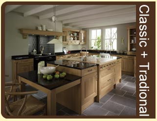 Classic Traditional Kitchens
